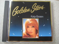 CD  Katja Ebstein   GOLDEN STARS   'CD wie neu'   Das Beste  Hits