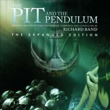 RICHARD BAND - THE PIT AND THE PENDULUM [ORIGINAL MOTION PICTURE SCORE] NEW CD
