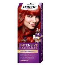 Schwarzkopf Palette Intensive Color Creme Hair RED RV6 7-887