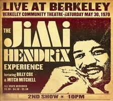 Live at Berkeley: 2nd Show by Jimi Hendrix ** CD **Sealed