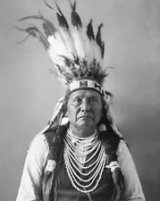 Native American Indian CHIEF JOSEPH 8x10 Photo Nez Perce Tribe Print Poster