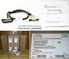 NEW IBM Enabling Cable Ext Ultra 320 SCSI KIT 24P7929 Comes In The MFG Box