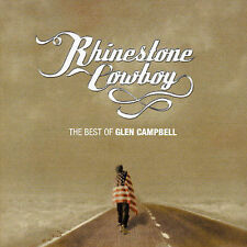GLEN CAMPBELL - RHINESTONE COWBOY: BEST OF D/Remastered CD ~ GREATEST HITS *NEW*