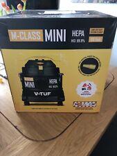 Clase M Mini aspiradora de polvo HEPA pulmón Seguro Nuevo