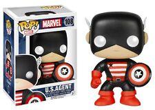 FUNKO POP! VINYL MARVEL:  Captain America U.S.Agent No. 108 (FUN7292)