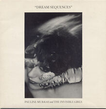 Pauline MURRAY & the Invisible Girls – Dream Sequences 1981 UK PICTURE SLEEVE 45