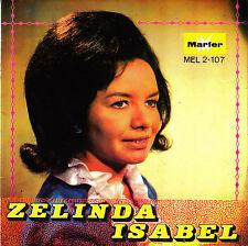 EP ZELINDA ISABEL mar / o fado nao e maldito 45 SPANISH RARE 1968 SPAIN