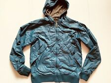 Holden Mens Jacket Size M Hooded Full Zip Coat