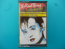 """REAL THING  """" THE BEST OF THE REAL THING """"  CASSETTE"""