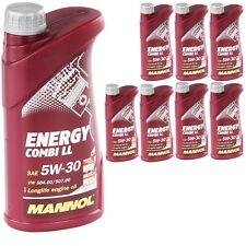5W-30 Motoröl 8 L Mannol Energy Combi LL 5W-30 API SN CF BMW LL-04 MB 229.51 C30