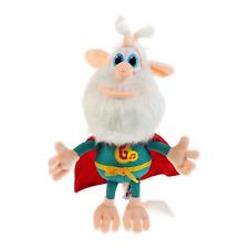 Booba Super Hero Talking Musical Plush Toy Brownie Buba 8 in / 20 cm Multi Pulti
