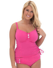 F&F V Neck Plus Size Swimwear for Women