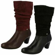 Ladies Van Dal Calf High Boots 'Kline'