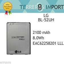 Bateria LG BL-52UH L65 L70 Capacidad Original 2100mah