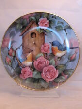 """FRANKLIN MINT HEIRLOOM Royal Doulton """"Settling In"""" LIMITED EDITION HE5831 EUC"""