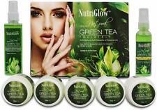 NutriGlow Nature Ultra Rich Green Tea Facial Kit 260 gm