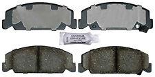Disc Brake Pad Set-Ceramic Disc Brake Pad Front ACDelco Advantage 14D273CH