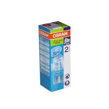 1ud. Osram G9 Eco Halógeno Lámpara de zócalo 230v 20w = 25w halógena Halopin