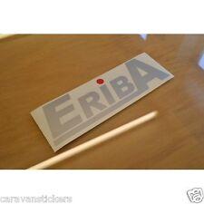 ERIBA Caravan Name - (STYLE 2) - Sticker Decal Graphic - SINGLE