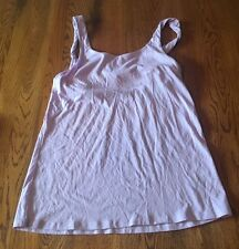 Victoria's Secret Lavender Shelf Bra Tank Top Summer Shirt Size XS NWT! $49.50