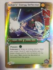 Dragon Ball Z Score CCG TCG Gohan's Energy Deflection Foil Promo DBZ CA31