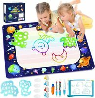 Educational Toys for Kids Age 2 3 4 5 6 7 8 Years Old Boy Girl Water Drawing Mat