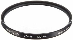 MARUMI camera filter for close-up lens MC+4 77mm close-up photography for 034135