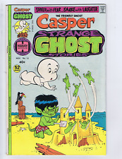 Casper Strange Ghost Stories #13 Harvey Pub 1976