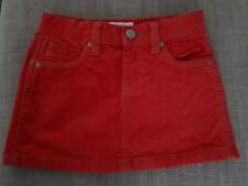 Girl's Country Road Watermelon Cord Skirt Size 5 EUC