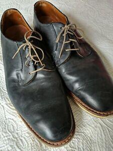 FABULOUS Allen Edmonds Cove Drive Navy Men's Shoes Size 14E,