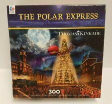 Ceaco Thomas Kinkade The Polar Express Jigsaw Puzzle (300 Pieces), Damaged Box