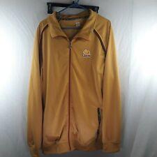 LRG Men's 3XL Yellow Zip-Up Jacket