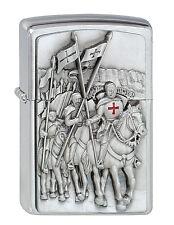 Templer EMBLEM ZIPPO 1300102 CRUSADE Kreuzzug
