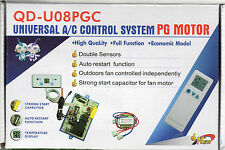 UNIVERSAL AC CONTROL SYSTEM W/REMOTE & SENSORS FOR DUCTLESS MINI-SPLIT SYSTEMS