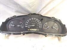 Ford Ranger B3000 B4000 instrument cluster speedometer gauges 95 96 97 161k F77F