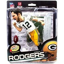 MCFARLANE NFL SERIES 34 AARON RODGERS BIG HEAD ACTION FIGURE NEW