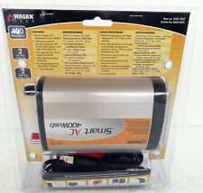 Wagan 2003-6 400W Continuous Power Inverter