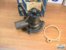 Ford Mercury Capri 2000 New Water Pump 3-outlets  CAST Iron 1971-1974