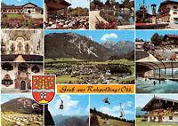 AK Ansichtskarte Ruhpolding / BRD 1973