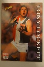 St.Kilda Saints - Select Card with Swans Logo - Tony Lockett