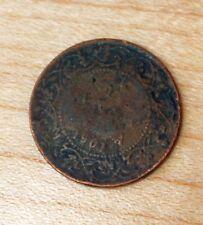 1901 India 1/12 Anna