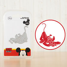 Disney Mickey Mouse & Friends Craft Die - Pluto Sitting - 006 - New Out