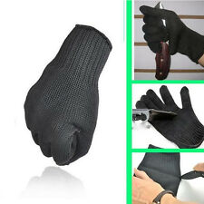 Kevlar Cut-Resistant Gloves Army-Grade Safety 1 Pair Work Heat Anti Abrasion NEW
