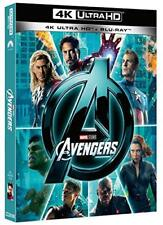The Avengers (Blu-Ray 4K Ultra HD + Blu-Ray) MARVEL
