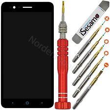 ZTE Blade A510 Komplettes LCD Display Touchscreen Schwarz + Profi Werkzeugset