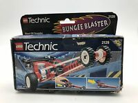 Lego Technic 2129 Bungee Blaster Blast Off Dragster with Bungee Cord Power