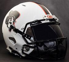OKLAHOMA STATE COWBOYS NCAA Gameday REPLICA Football Helmet w/ OAKLEY Eye Shield