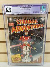 Strange Adventures #9 1951 DC Comics 1st Appearance Captain Comet CGC 6.5