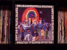Graham Central Station ♫ Now Do U Wanta Dance ♫ Rare Near Mint 1977 Original LP