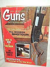 GUNS 6/1967~WALTHER P38~REMINGTON 788~T/C CONTENDER SS~HOOD DUPLEX~NEWTON-ADOLPH